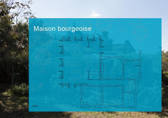 Maison bourgeoise : PIATplan0