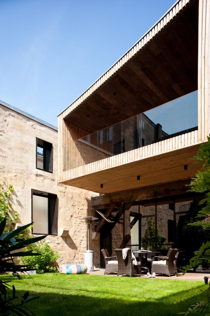 Un projet réalisé par LE BRIS-ROL architectes