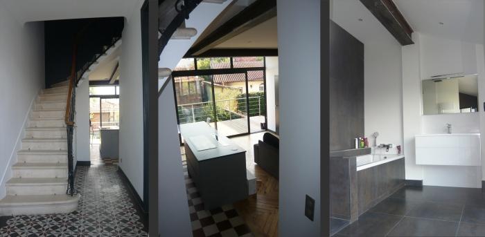 Rénovation d'une habitation : c