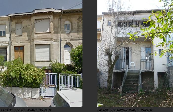 Rénovation d'une habitation : f