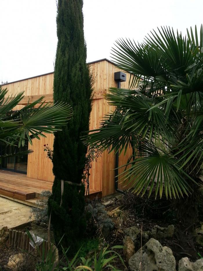 Rénovation et extension bois : 14