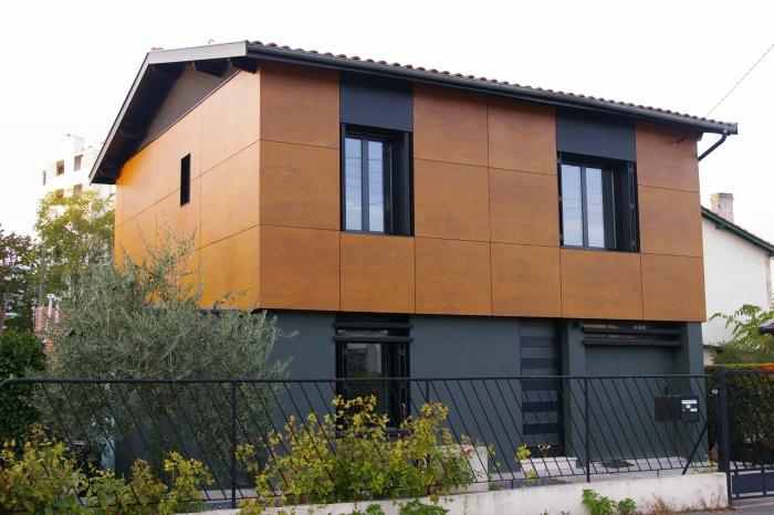 Architectes Maison 248 Le Bouscat