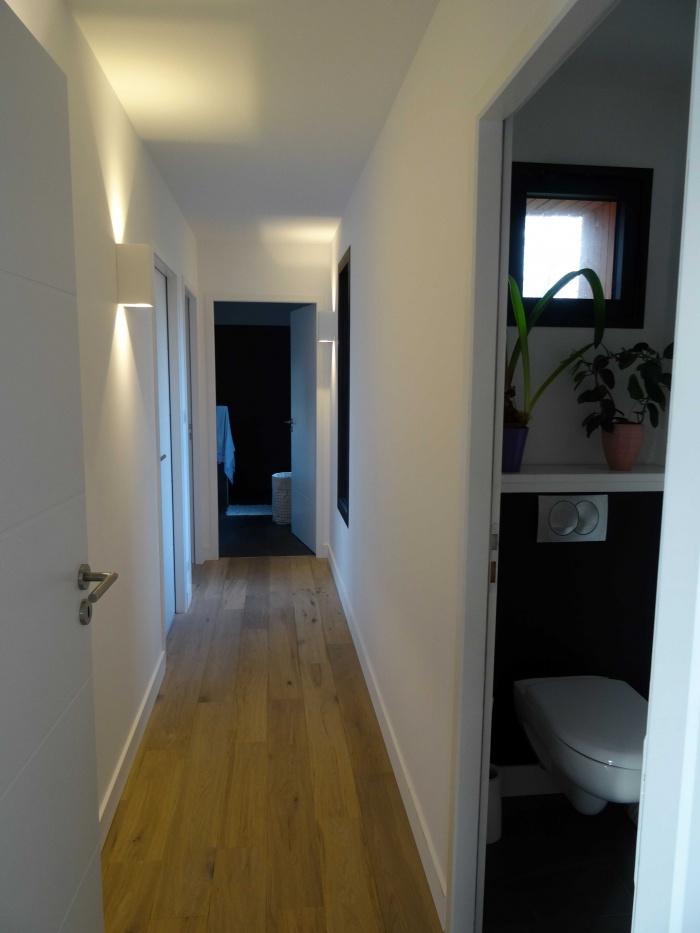Maison du vieux Chêne : couloir