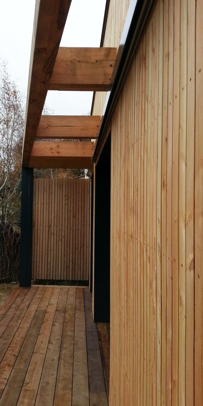 Rénovation et extension bois : 20151211_140237