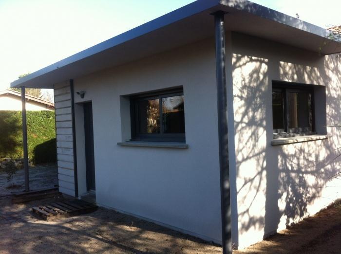 Extension et réaménagement d 'une habitation existante - CESTAS : IMG_6740.jpg