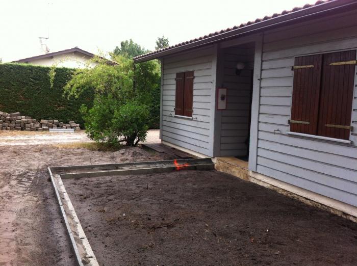 Extension et réaménagement d 'une habitation existante - CESTAS : IMG_4638.jpg