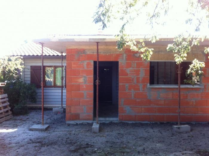 Extension et réaménagement d 'une habitation existante - CESTAS : IMG_5112.jpg