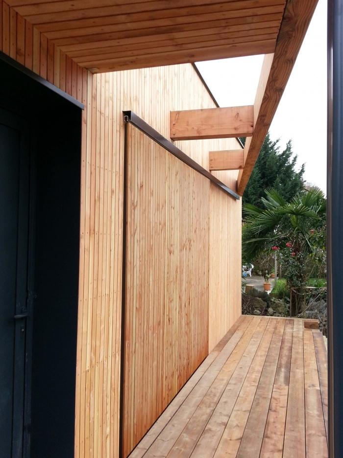 Rénovation et extension bois : 13