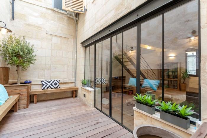 Appartement 175 : terrasse2