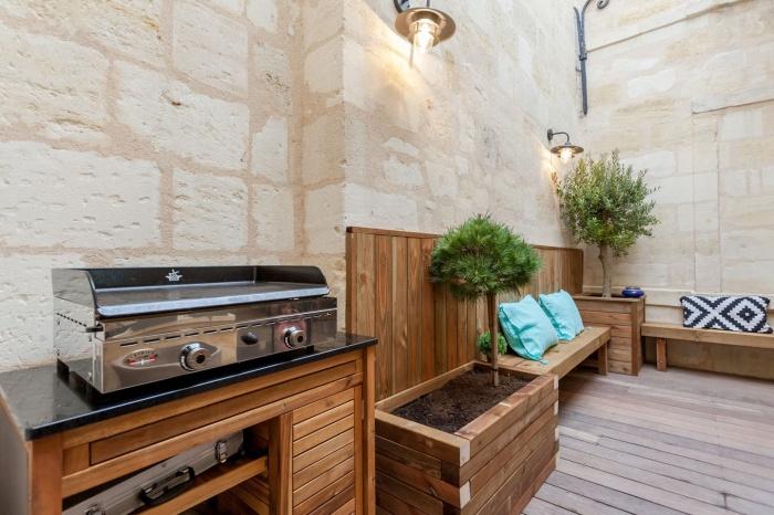 Appartement 175 : terrasse5