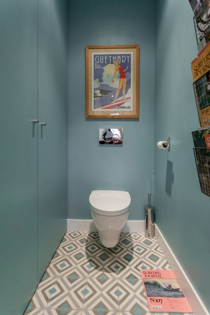 Appartement 175 : wc
