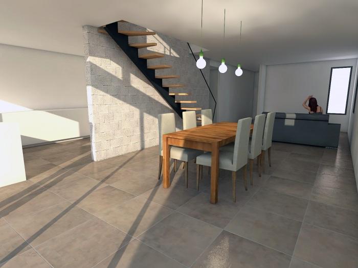 Rénovation et Surélévation en bois d'une maison à Talence