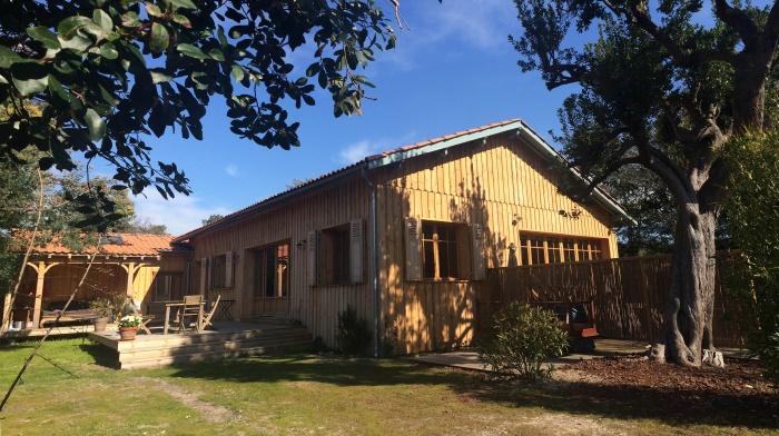 3 Cabanes au Cap Ferret : LL0002