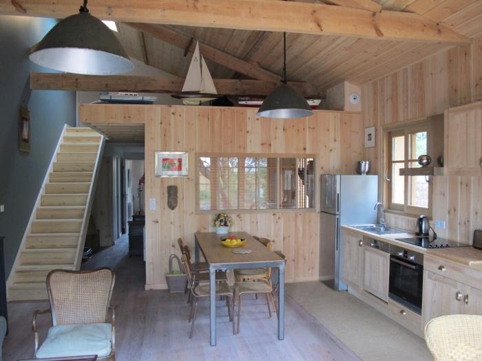 Cap Ferret : réaménagement et déco de villas