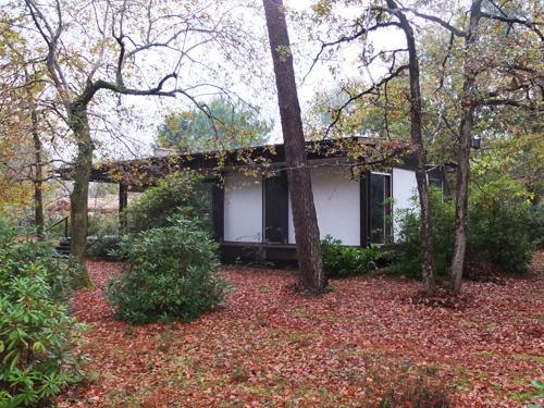 Réhabilitation et extension d'une Maison Boulon en bois : 3