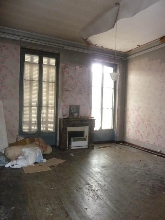 Réhabilitation, surélévation et extension d'un immeuble à Bordeaux : Intérieur