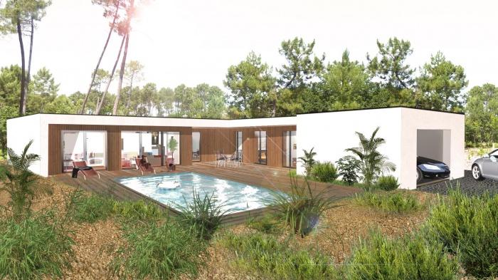 Maison contemporaine sur le bassin : image_projet_mini_89171
