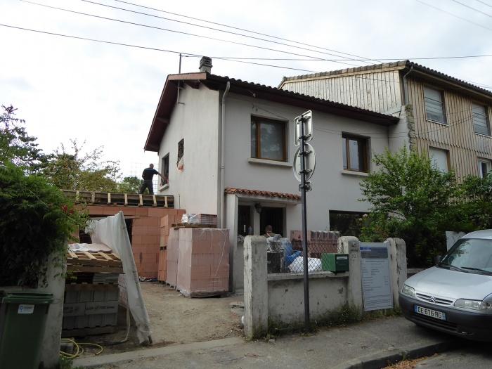Villa cinquante repensée à Talence 2016 : P1010312.JPG