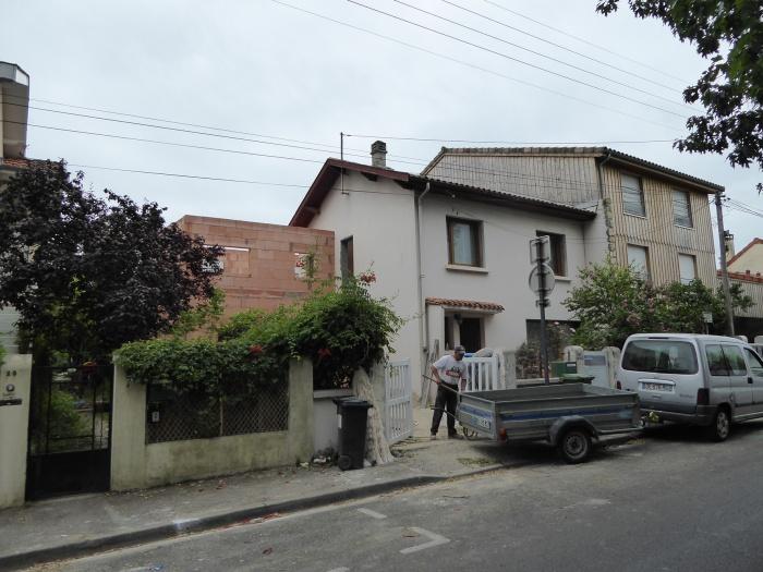 Villa cinquante repensée à Talence 2016 : P1010495.JPG