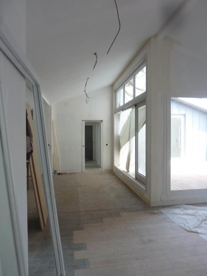 Réhabilitation, surélévation et extension d'un immeuble à Bordeaux : R+2