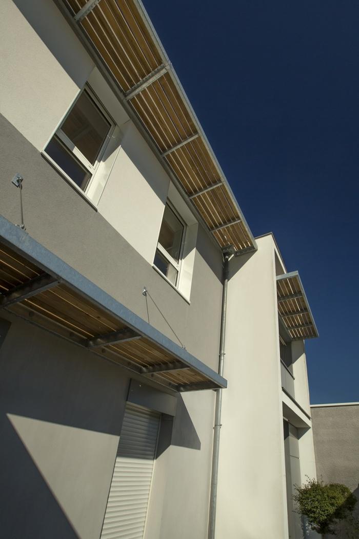 Surélévation d'une maison d'habitation : detail 2