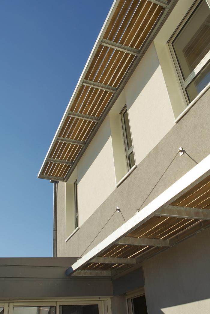 Surélévation d'une maison d'habitation : detail 3