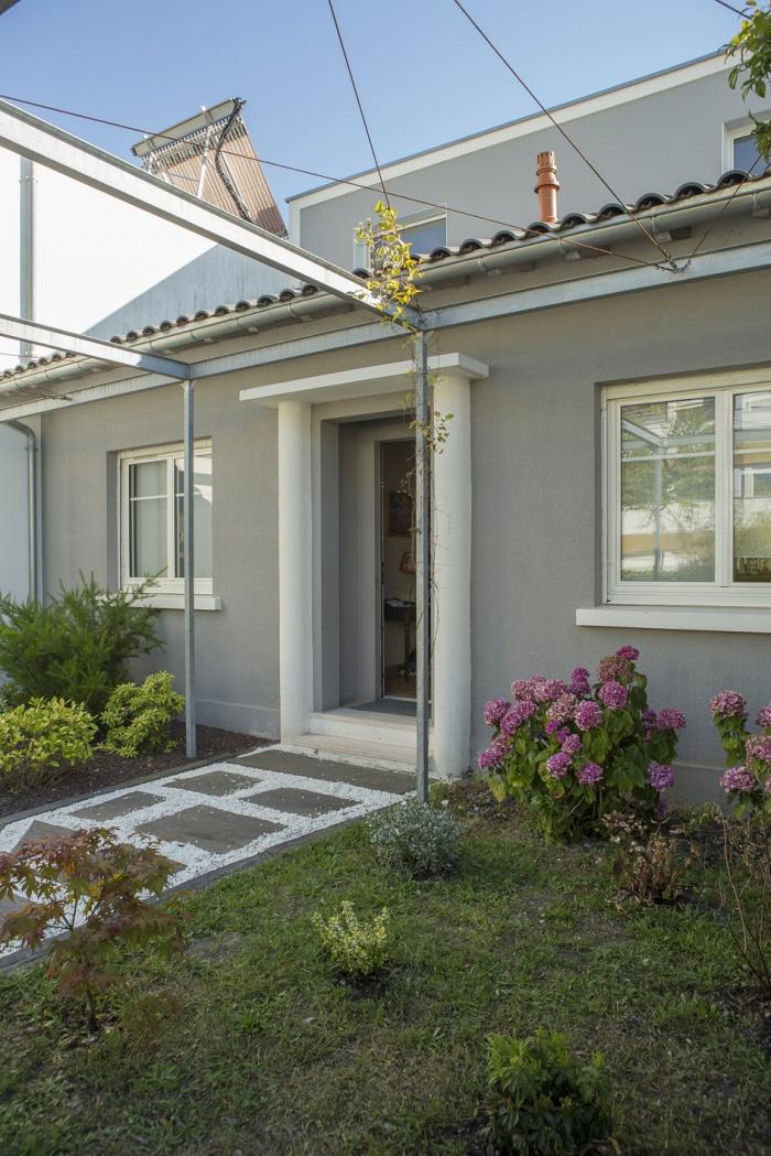 Surélévation d'une maison d'habitation : detail 4