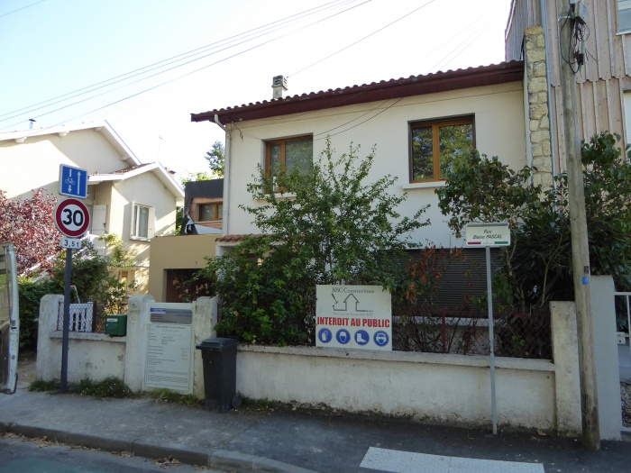 Villa cinquante repensée à Talence 2016 : P1020402.JPG