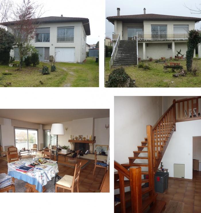 Rénovation d'une habitation et réamenagement interieur :