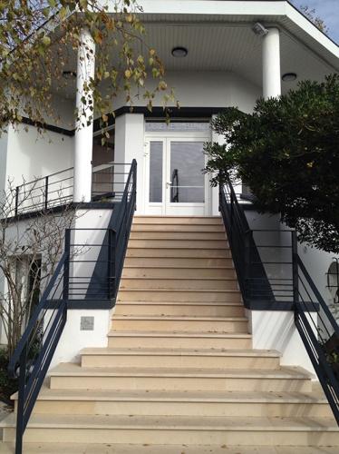 architectes cap ferret maison contemporaine ossature bois cap ferret. Black Bedroom Furniture Sets. Home Design Ideas