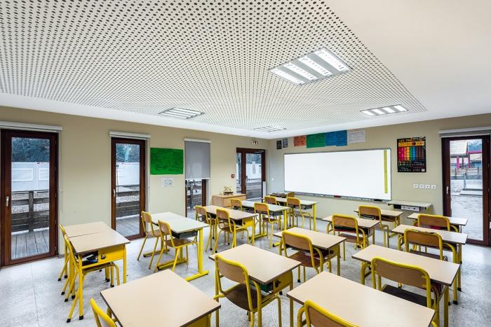 Extension d'une Ecole : Lacanau 4
