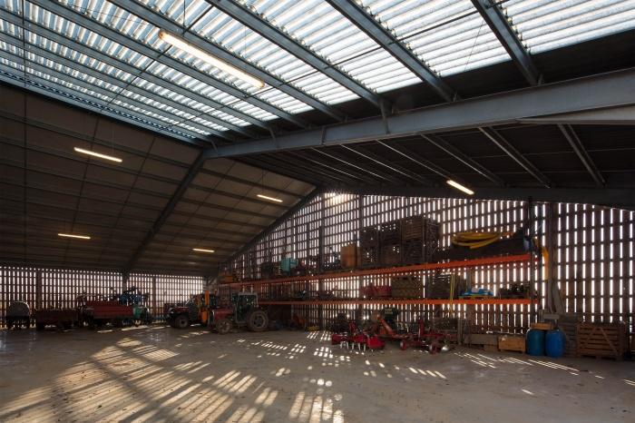 Pôle agricole du Châteaux Dudon : 159- ®Arthur_Pequin_H8A5730_Bdef