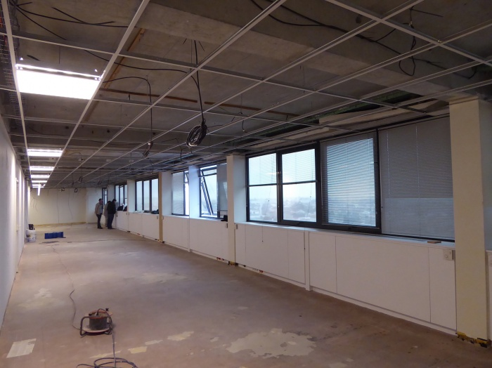 Réaménagement d'un plateau de bureaux seventies à Bordeaux 2017 : P1040066.JPG