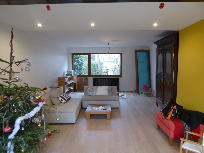 Villa cinquante repensée à Talence 2016