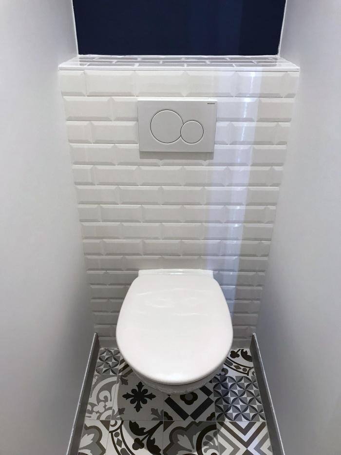 Maison VB : wc rdc