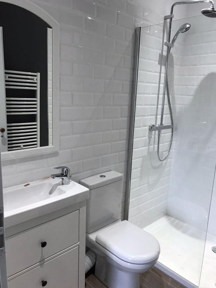 Maison VB : Salle de bain ami