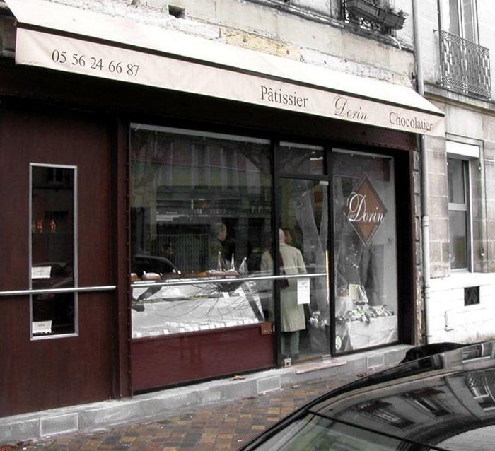 Pâtisserie Dorin à Bordeaux