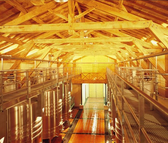 Restructuration d'une exploitation viticole à Cantenac (33)