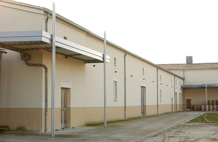 Restructuration d'une exploitation viticole à Blanquefort (33)