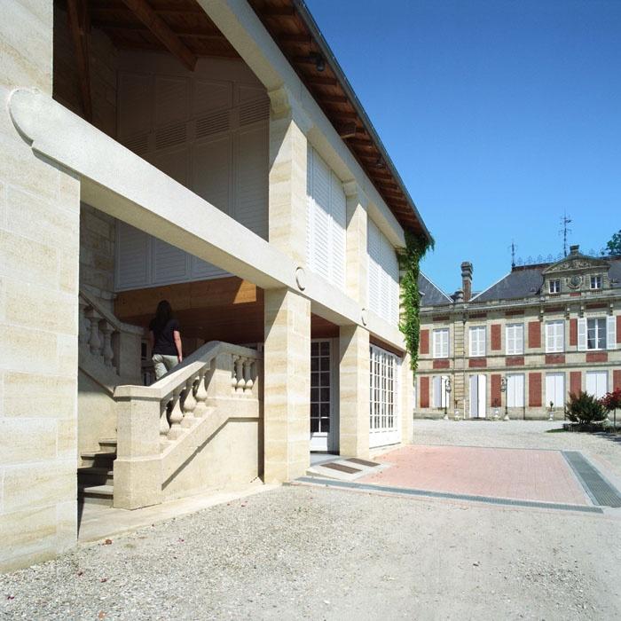 Restructuration d'une exploitation viticole à Margaux (33)