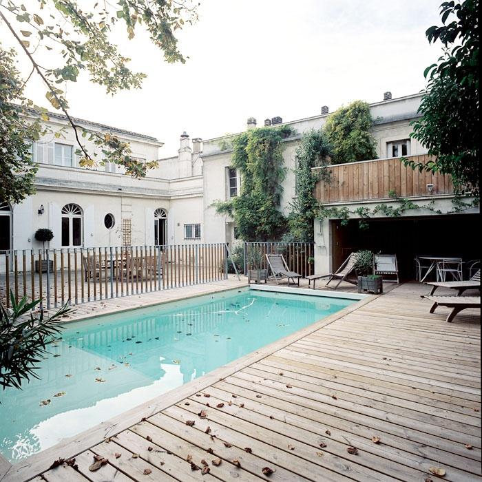 Réhabilitation d'une maison à Bordeaux (33)