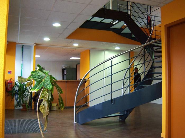 Projet réaménagement de bureau à Lormont (33)