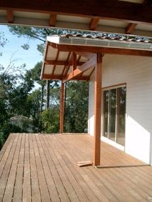 Maison ossature bois sur pilotis (33)