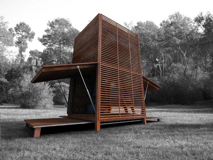 Un projet réalisé par TWO Architectes