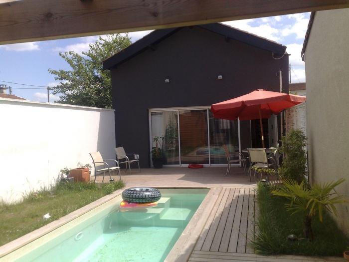 Rénovation maison individuelle-LE BOUSCAT