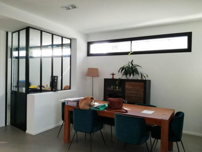 Maison neuve à Villenave d'Ornon : intérieur