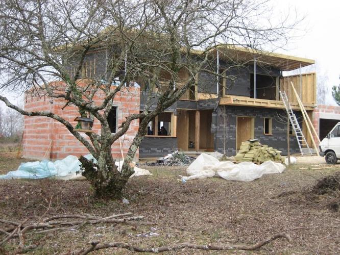 Maison bois en Entre-deux-Mers : IMG_0215.JPG
