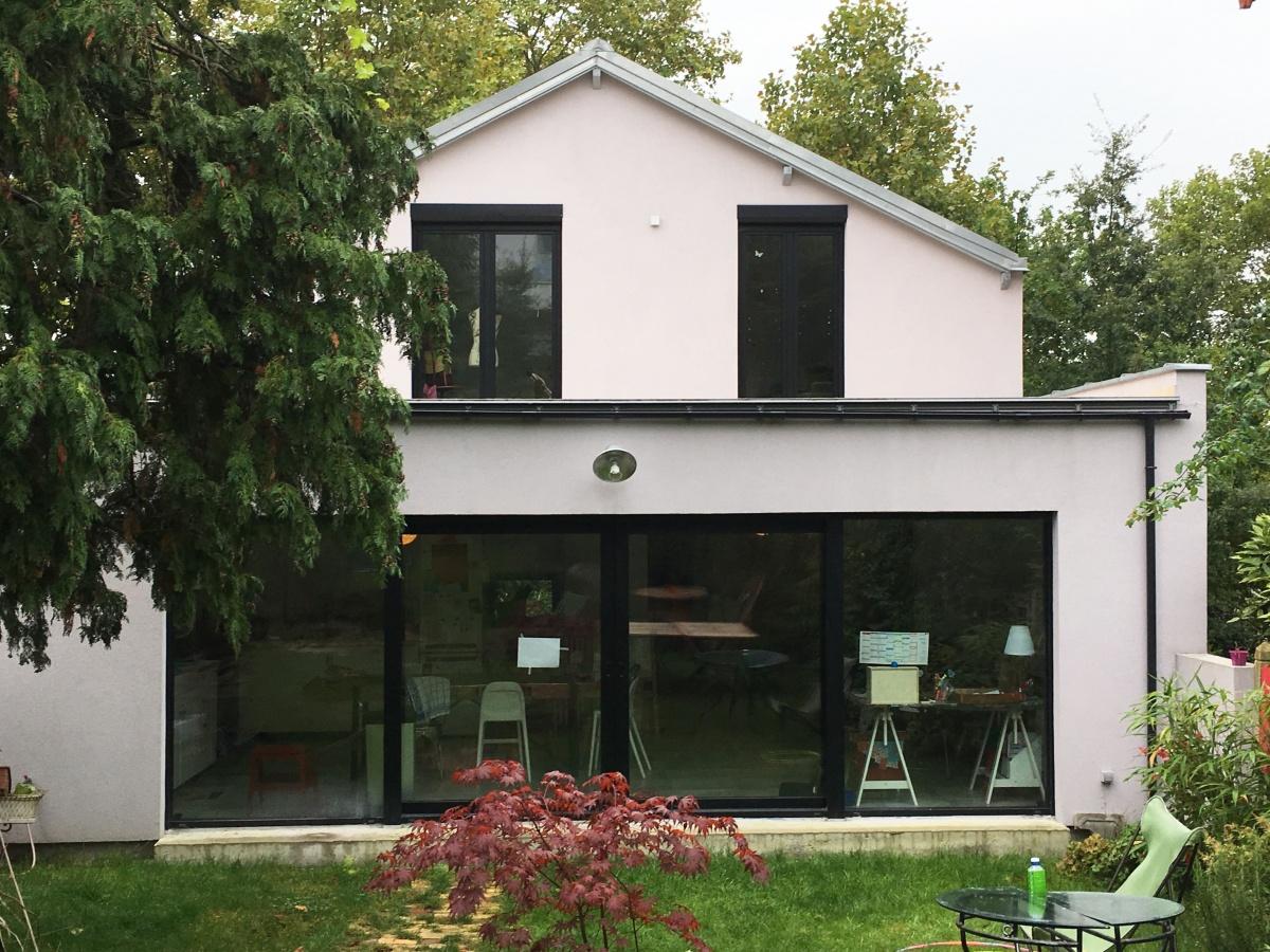 Extension et Rénovation d'une maison de ville