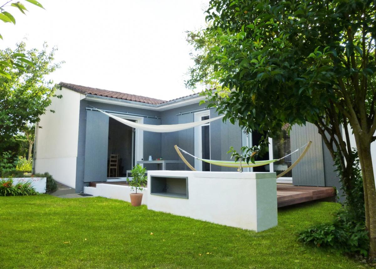 R novation d une maison individuelle camblanes et meynac for Projet maison individuelle