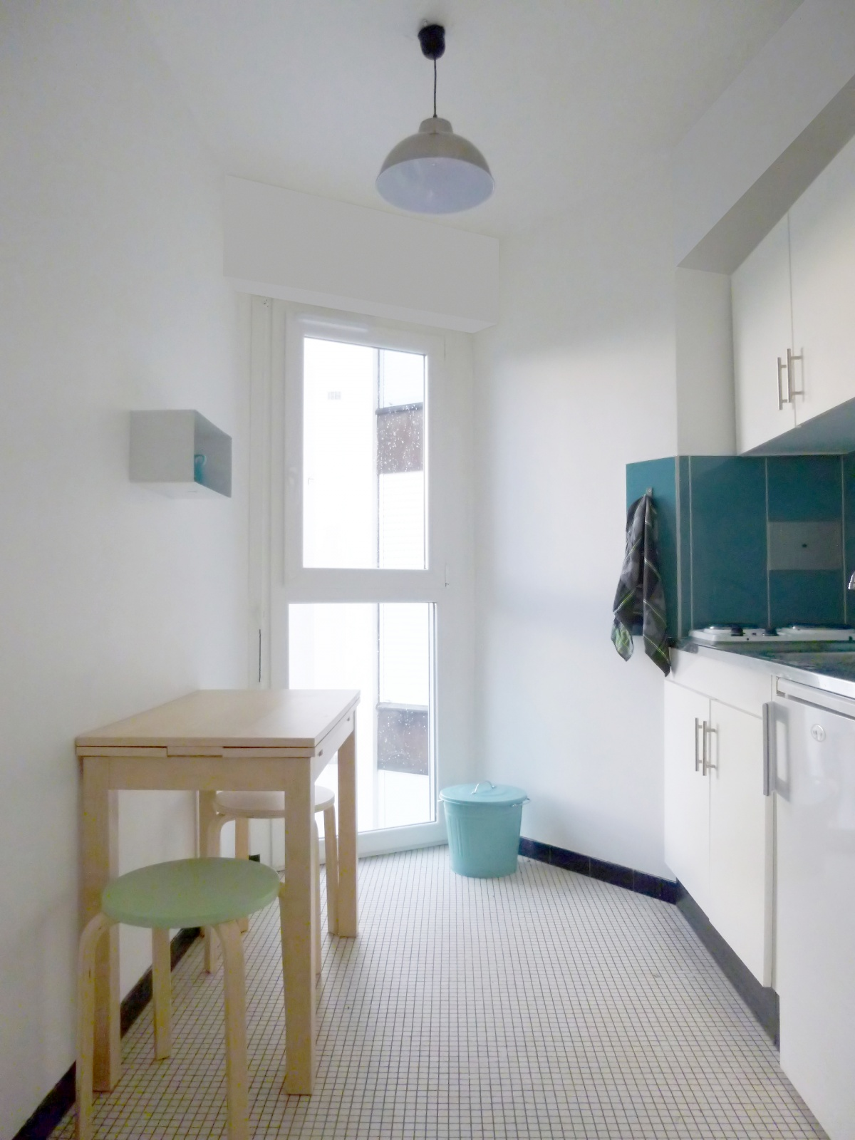 Rénovation d'un appartement étudiant